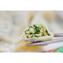 飛魚卵韭菜水餃