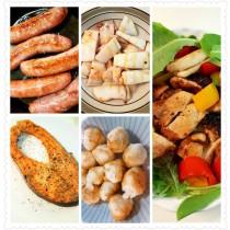 「健康烤肉優雅上菜」禮盒